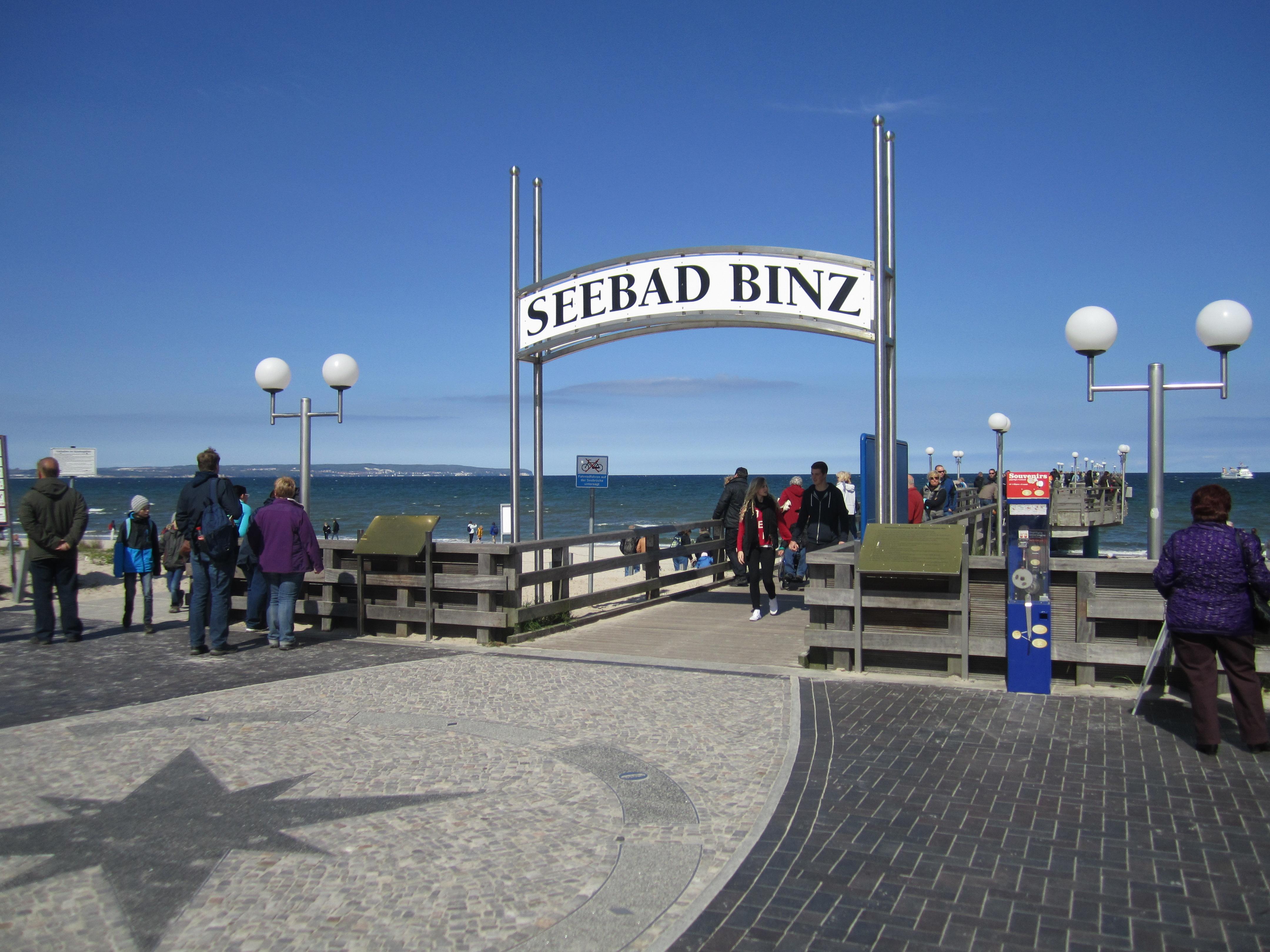 Ostsee Seebad Binz